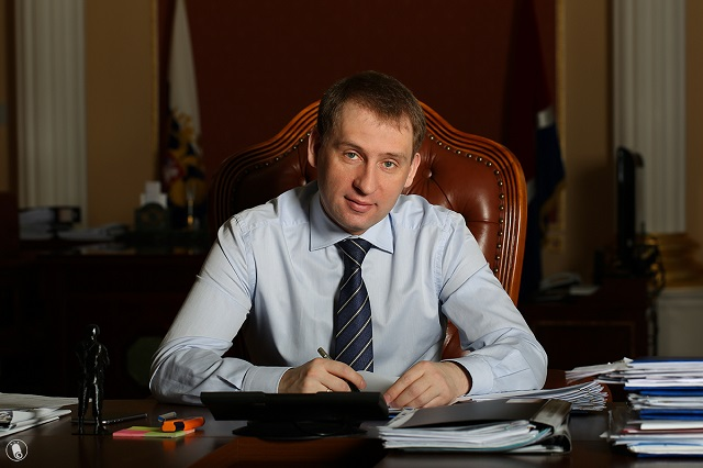Александр Козлов назначен на должность Министра по развитию Дальнего Востока