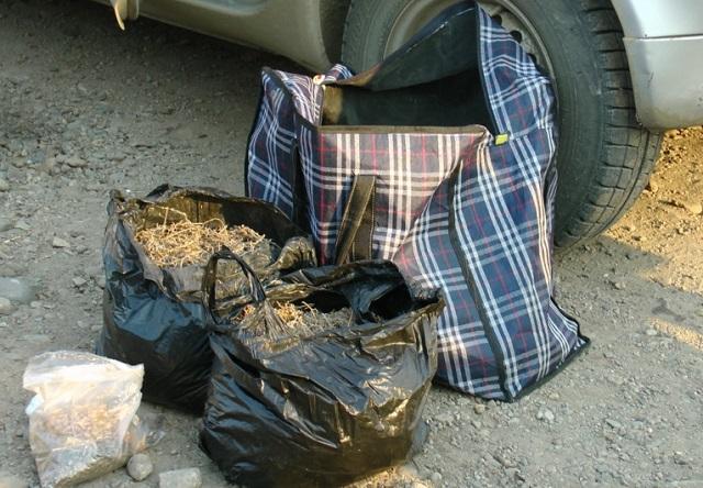 Мужчина с крупной партией наркотиков задержан в Биробиджане
