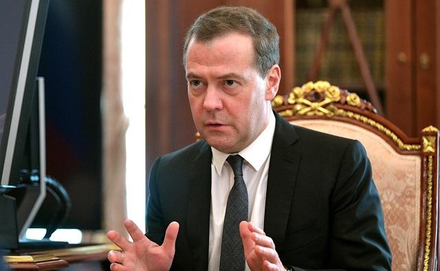 Дмитрий Медведев избран председателем Правительства РФ