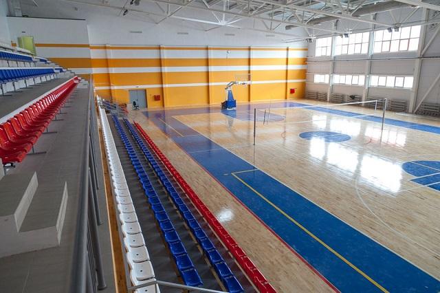 Физкультурно-оздоровительный комплекс появится в Биробиджане