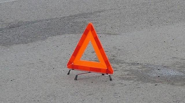 В ЕАО пьяный мотоциклист наехал на дорожный знак