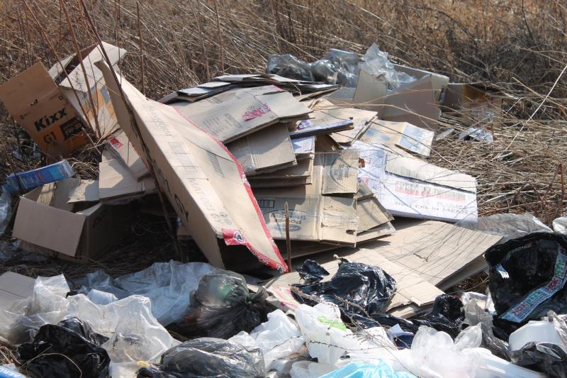 Возле Биробиджана строится новый полигон для отходов