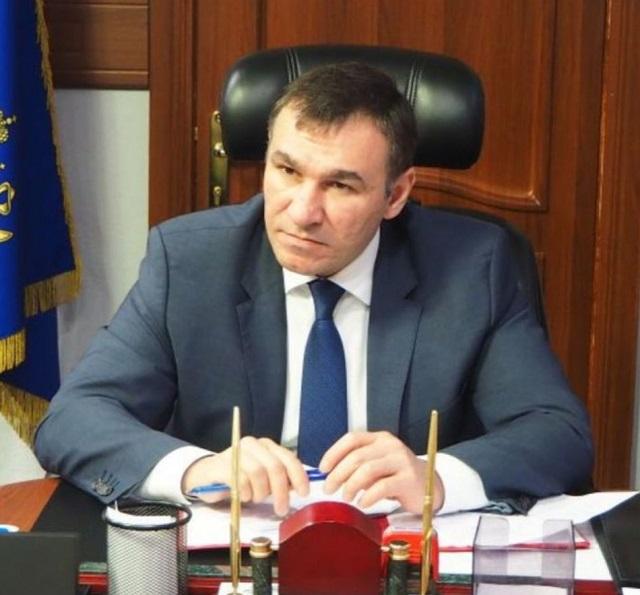 Прокурору ЕАО присвоен классный чин государственного советника юстиции 3 класса