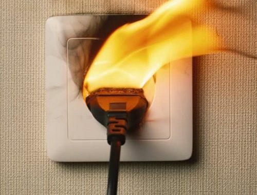 Свыше 30 пожаров произошло в ЕАО из-за неисправной проводки