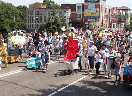 Чем заняться в выходные в Биробиджане: план мероприятий