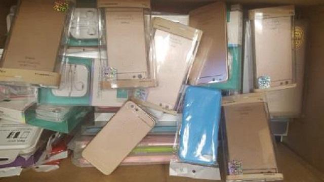 Почти 500 контрафактных товаров изъяли в торговом центре Биробиджана