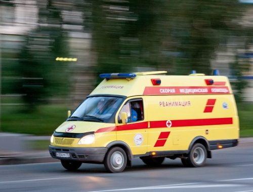Избитый малыш доставлен в лечебное учреждение г. Хабаровска