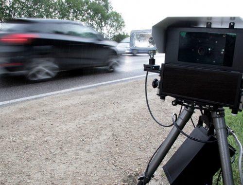Аппарат видеофиксации на федеральной трассе рассердил биробиджанца