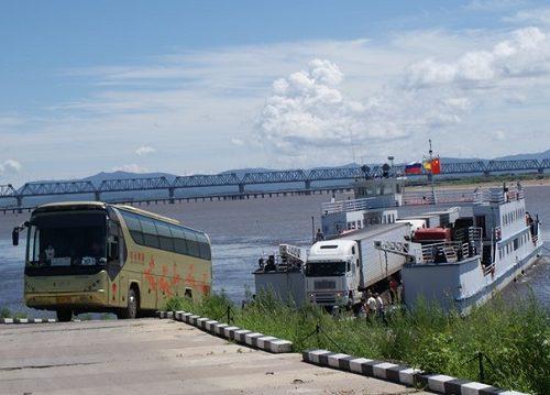 Пункт пропуска в с. Нижнеленинское заработает 9 августа