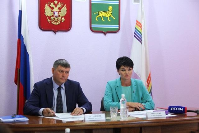 Советник главы Минвостокразвития побывал в ЕАО