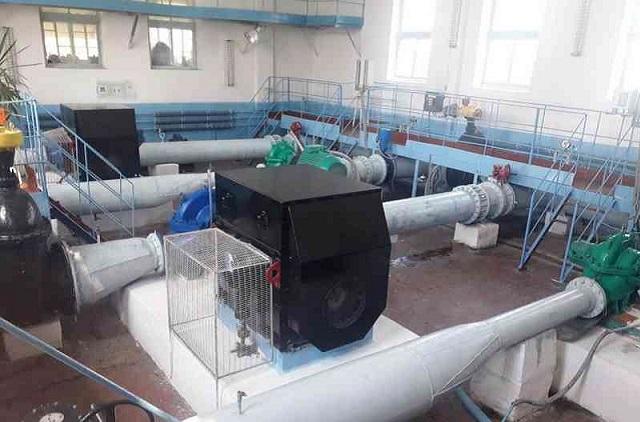В Биробиджане модернизируют систему очистки питьевой воды