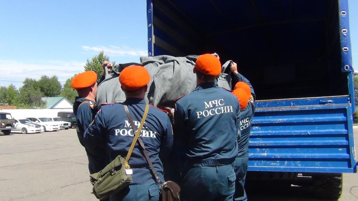Паводок направил спасателей в Смидовичский район ЕАО