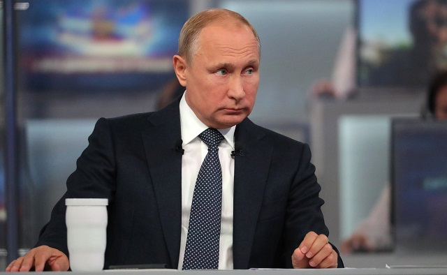 Путин внес в Госдуму поправки к пенсионной реформе