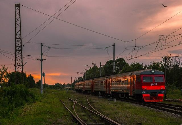 С 7 сентября временно изменяется расписание электрички Биробиджан-Хабаровск