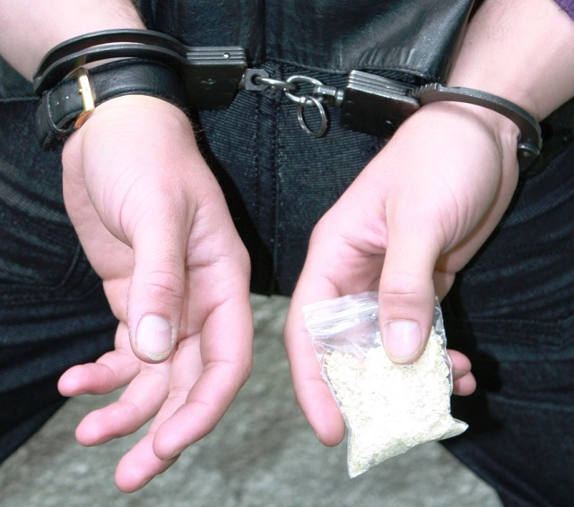 Жителя ЕАО задержали во время изготовления наркотиков