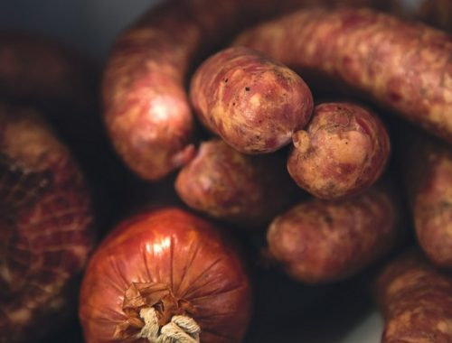 Колбасу с вирусом африканской чумы свиней пытались провезти в ЕАО