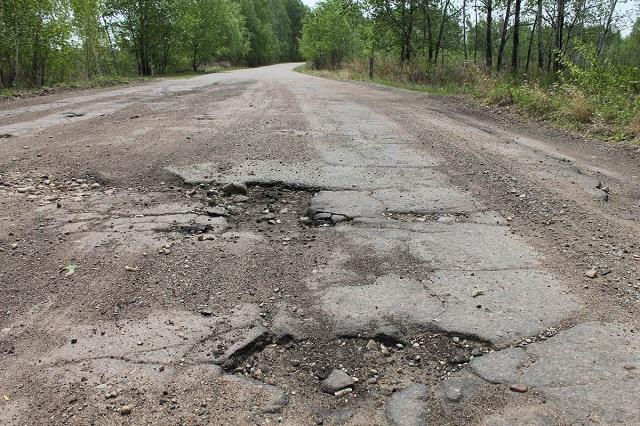 Рейтинг «убитых» дорог направили властям ЕАО