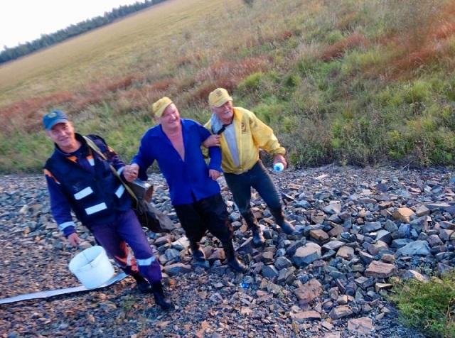 Грибника-диабетика, заблудившегося в лесу, нашли спасатели ЕАО