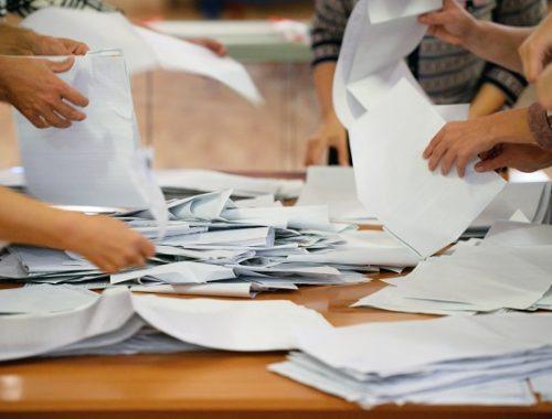 В ЦИК анонсировали изменение систем подсчета бюллетеней