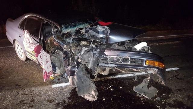 Смертельное ДТП: водитель автомобиля столкнулся с автогрейдером