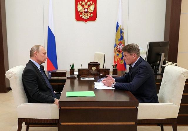 Олег Кожемяко пойдет на выборы губернатора Приморья как самовыдвиженец