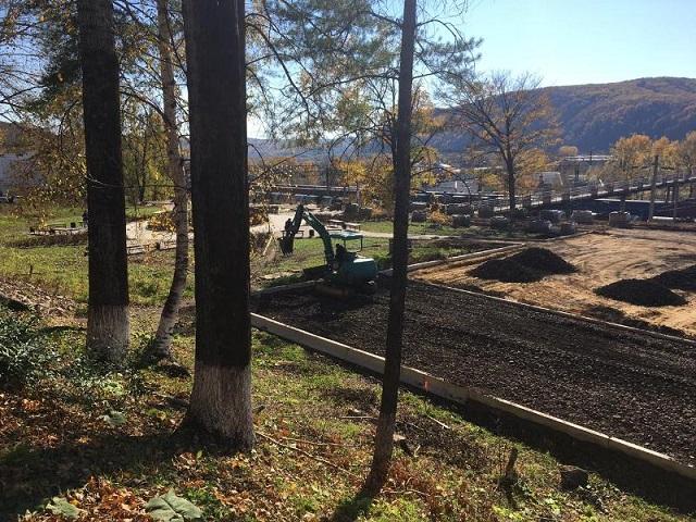 Сквер железнодорожников появится в городе Облучье