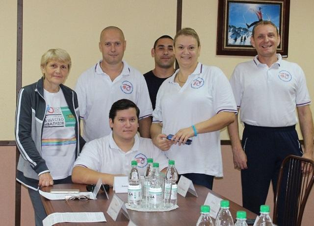 Делегация ЕАО вернулась с фестиваля «Пара-Крым 2018»