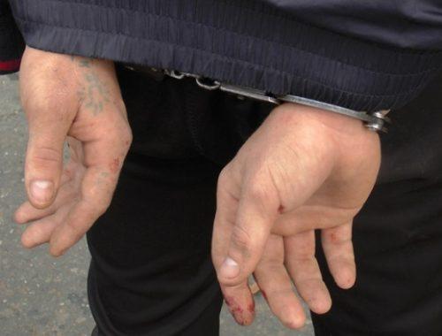 Стали известны подробности вчерашней погони полицейских за нарушителями