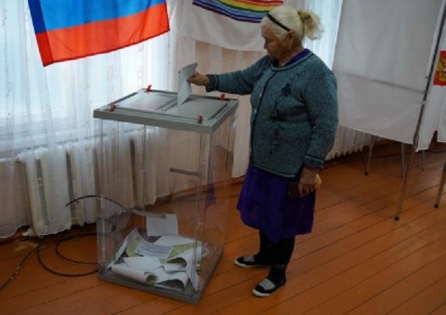 Наиболее активно голосуют избиратели в Биробиджанском районе ЕАО