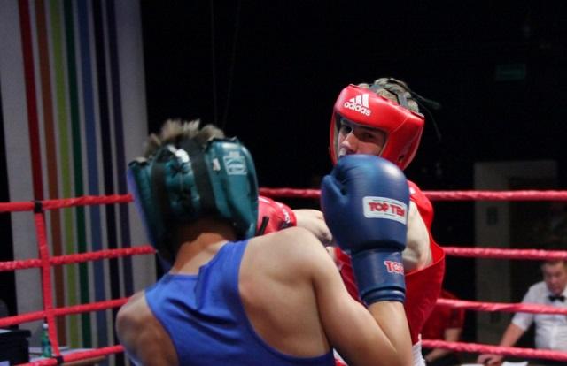 В Биробиджане проходят всероссийские соревнования по боксу «Шолом-2018»