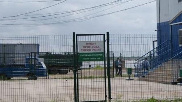 Возобновил работу пункт пропуска «Нижнеленинское» в ЕАО