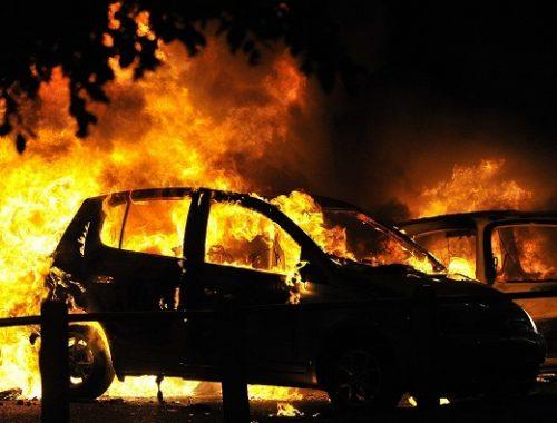 Число умышленных поджогов возросло в Биробиджане
