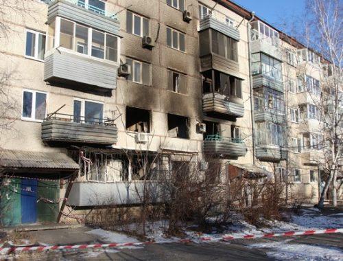 Два подъезда в доме в п. Приамурском ЕАО разберут до фундамента