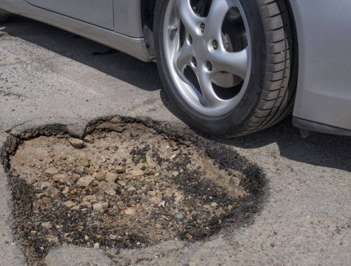 Биробиджан получит 150 млн рублей на ремонт уличных дорог
