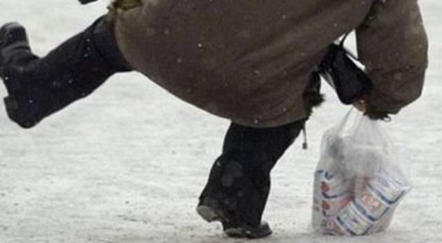 Биробиджанка намерена взыскать с мэрии 300 тысяч рублей за травму на гололеде