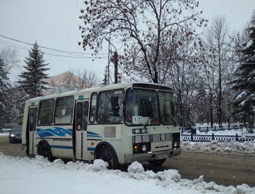 Обновленное расписание автобусов обнародовала мэрия Биробиджана