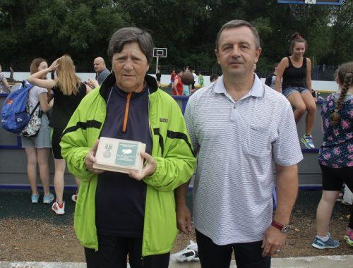 Легенда настольного тенниса Раиса Свинкина отмечает 66-летие