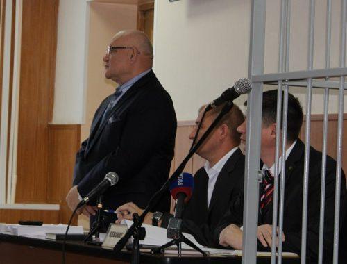 Генпрокуратура: чрезмерно мягкое наказание назначили экс-губернатору ЕАО