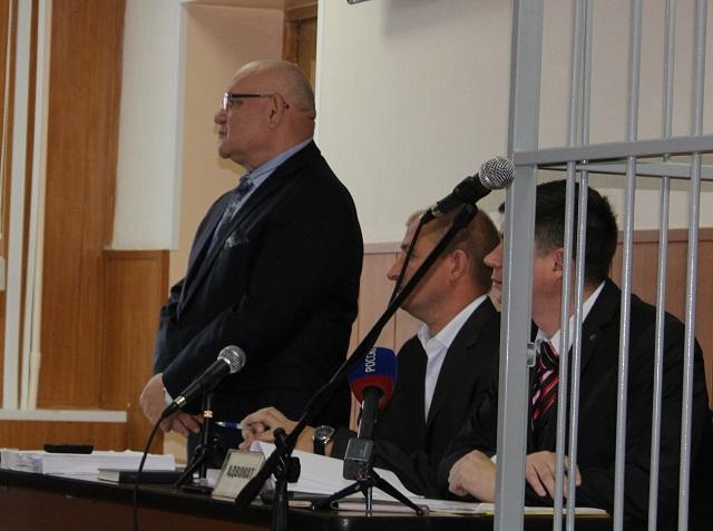 Начался судебный процесс по делу экс-губернатора ЕАО Александра Винникова