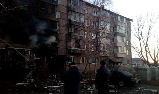 Правительство РФ выделило деньги для пострадавших при взрыве газа в п. Приамурский