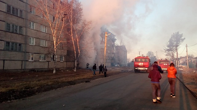 Эксперты оценят целостность несущих конструкций пятиэтажного дома в п. Приамурском