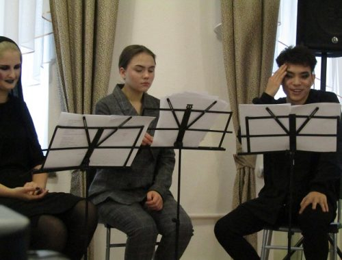 «Спектакль, который сорвал со зрителя кожу»: на читку пьесы приглашают биробиджанцев