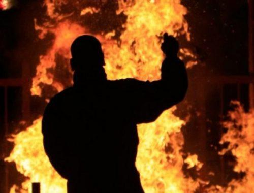 В Биробиджане осудили поджигателя дач