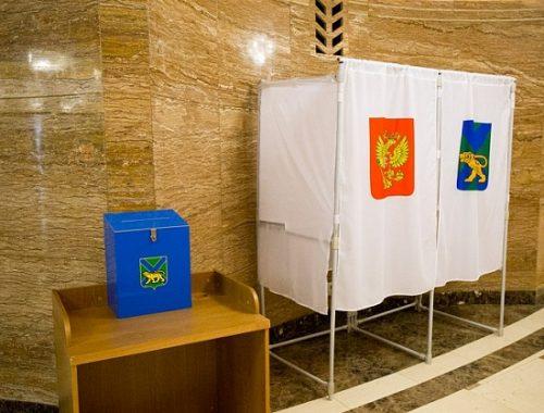 ЦИК РФ согласился пересчитать голоса в Приморье