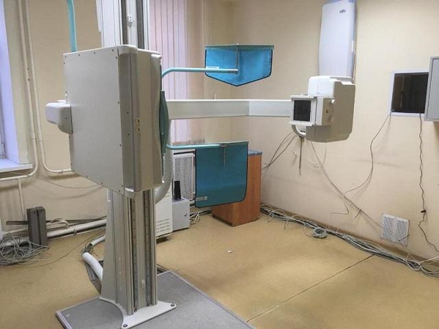 Не выдержал нагрузки: в областной поликлинике сломался флюорограф