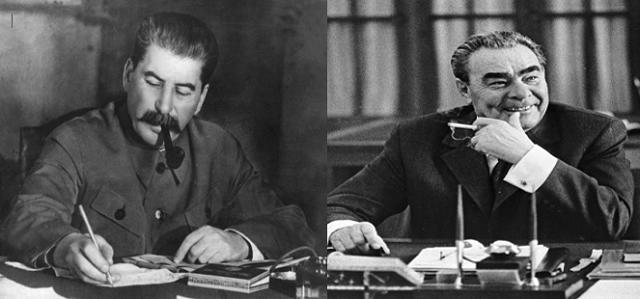 СМИ проигнорировали дни рождения Сталина и Брежнева