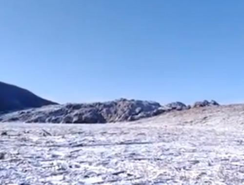 В Хабаровском крае ликвидируют гигантский оползень-«метеорит»