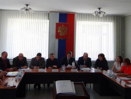 Состоялся конкурс по отбору кандидатов на пост главы Биробиджанского района ЕАО