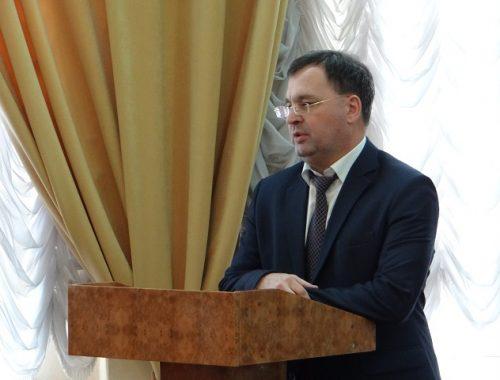 Сергей Солтус возглавил Биробиджанский район ЕАО