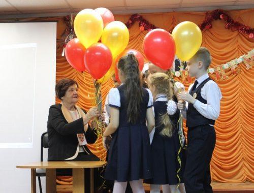 80-летний юбилей отметила Народный учитель РФ Валентина Матыцина